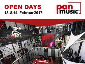 pan-music Open Days