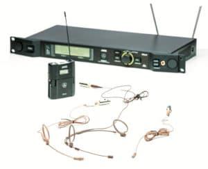AKG-Miniaturmikrofone