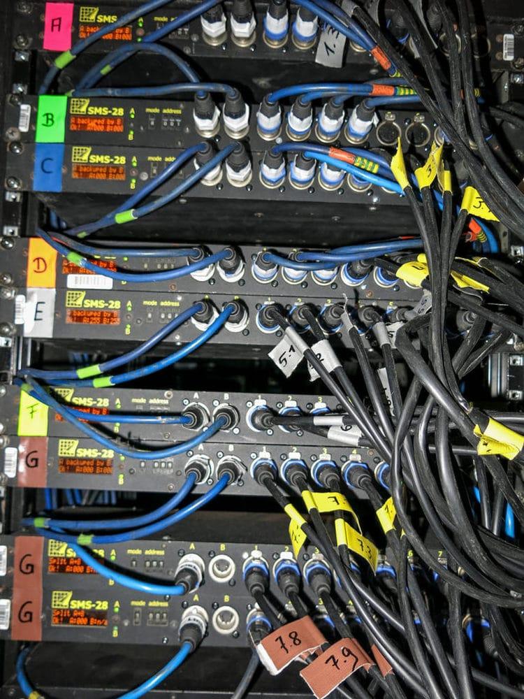 Datenredundanz im Netzwerk