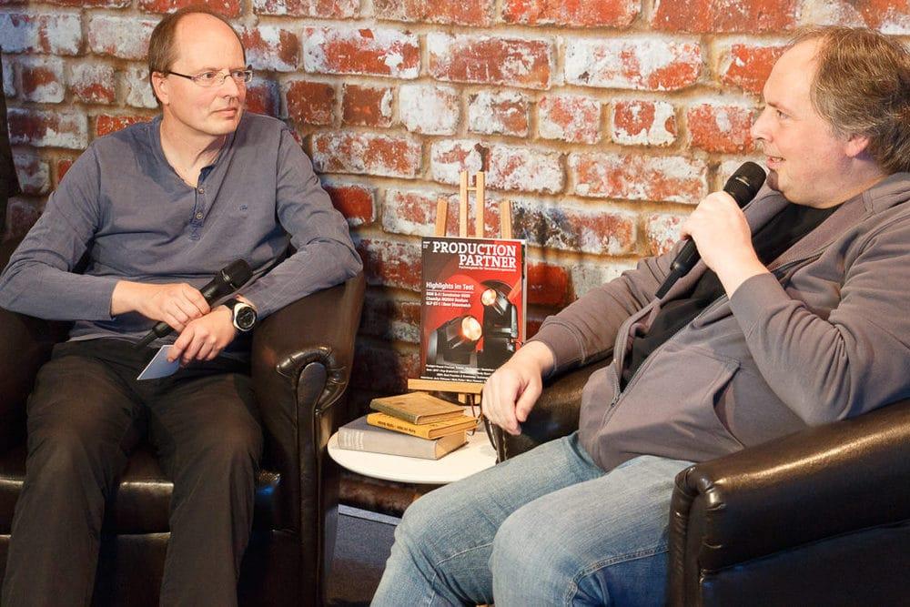 Detlef Hoepfner und Thomas Mundor