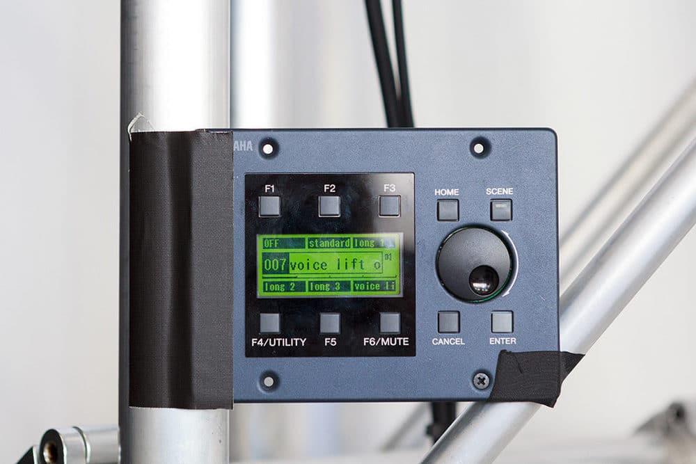 Remote IPC1 zum Umschalten von Presets beim Yamaha AFC3