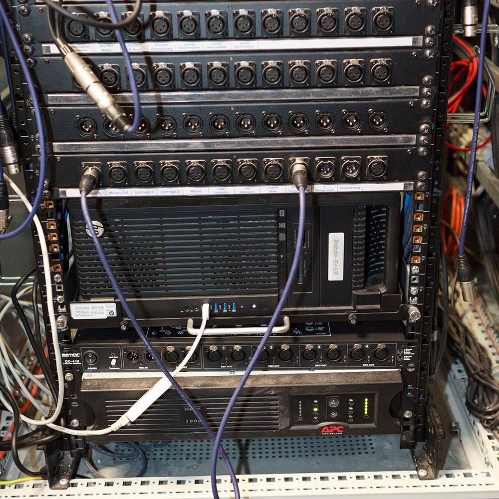 Audio-Server für Amadeus Active Acoustics