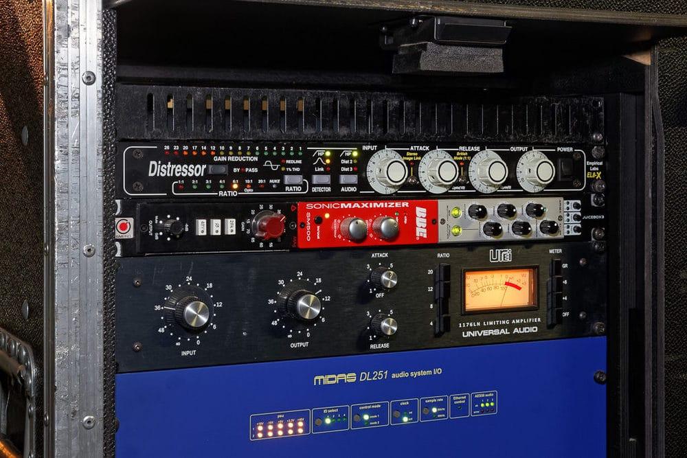 Midas DL251 Stagebox