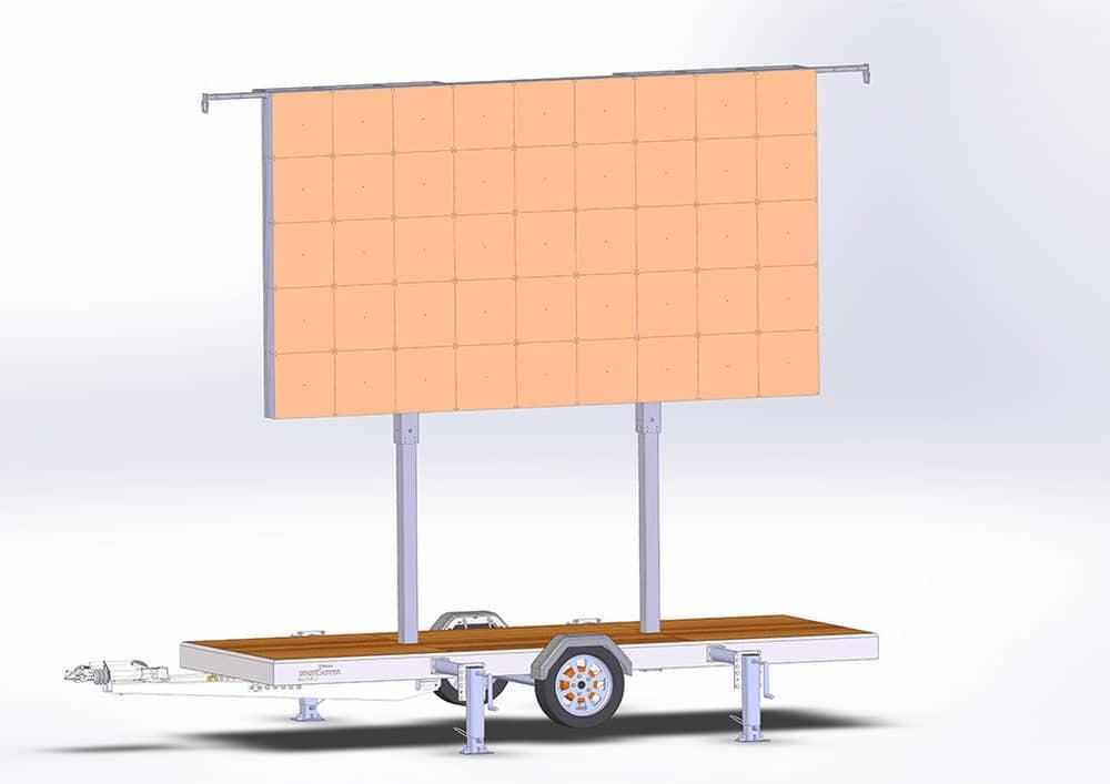 smartLEDitgo 11 als Konstruktionszeichnung