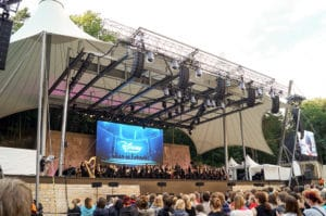 Festival Bühne