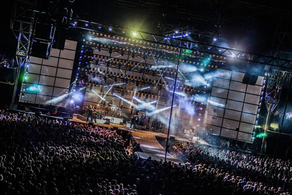 """Die Fantastischen Vier Tournee """"Vier und Jetzt"""""""