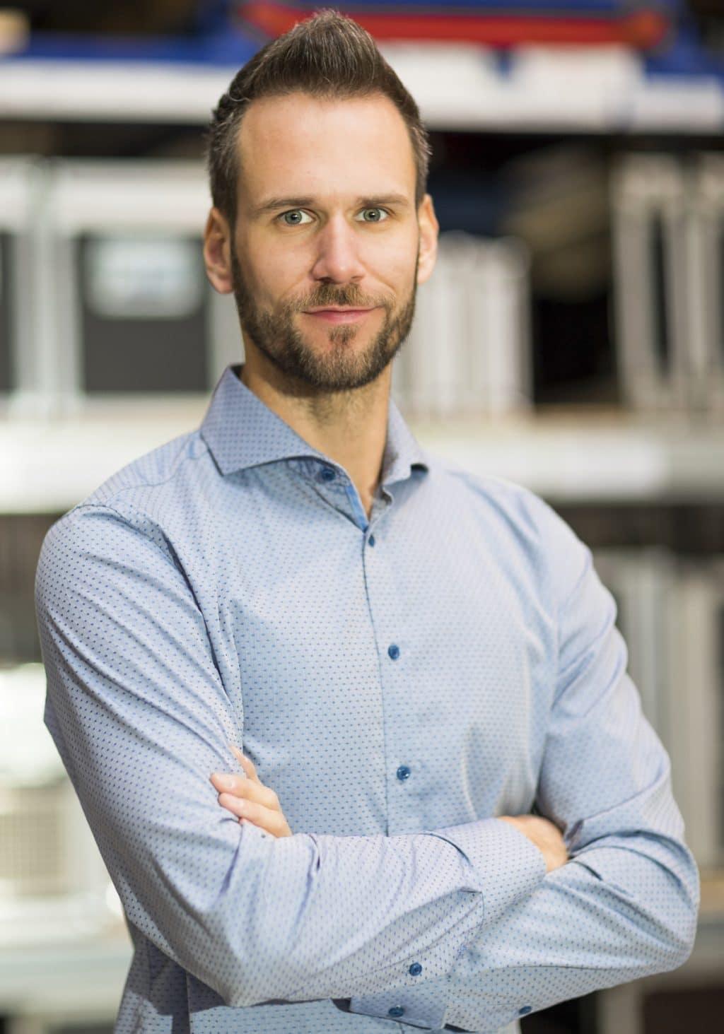 Jochen Graf | Geschäftsführender Gesellschafter, WBLT Veranstaltungstechnik
