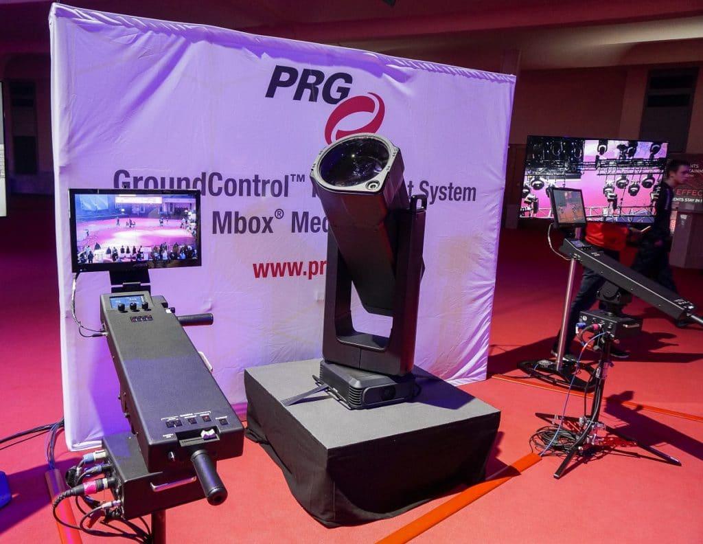 Ground Control System von PRG