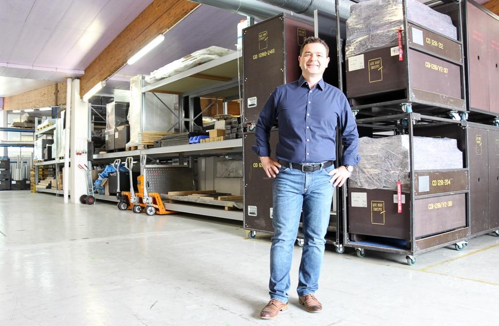 Ingo Kaiser, Chef von Late Night Concepts
