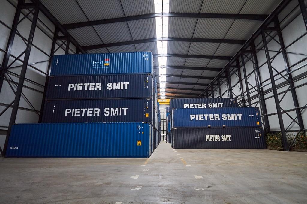 Pieter-Smit-Containerhalle