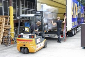 Sicherer Transport mit Cargo Carts