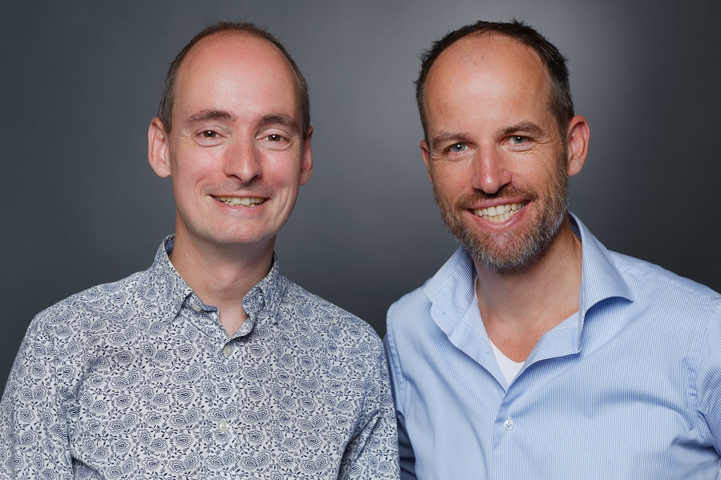 Michael Woll und Christian Kremer