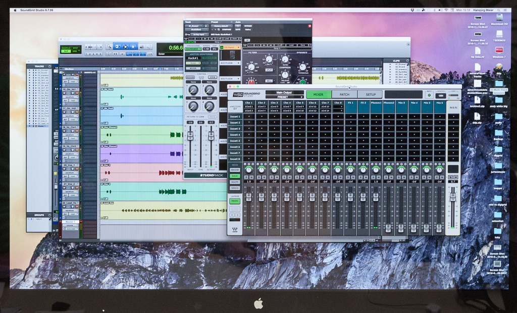 Software SoundGrid