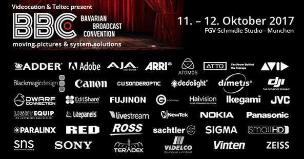 Bavarian Broadcast Convention 2017