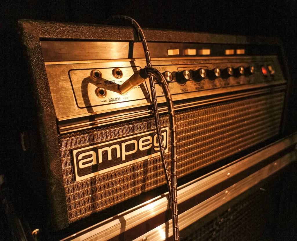 Ampeg-Amp