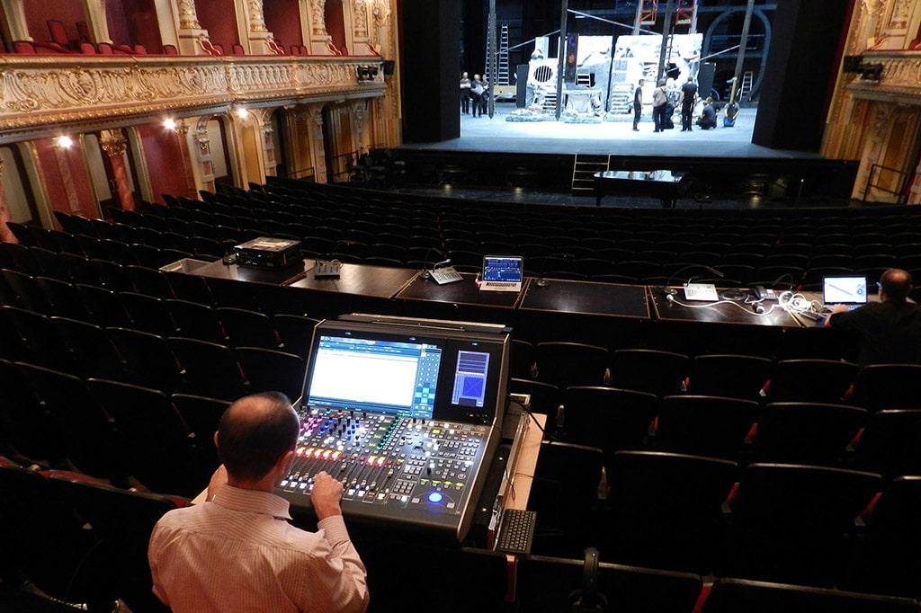 Lawo im Opernhaus Zürich
