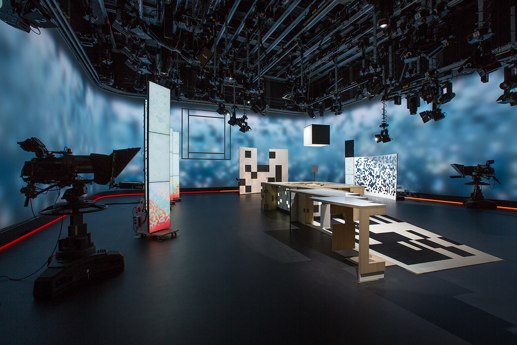 Studio RTS Genf