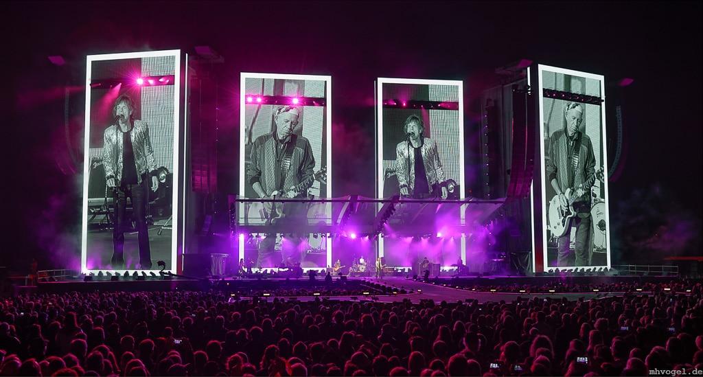 Rolling Stones No Filter Tour