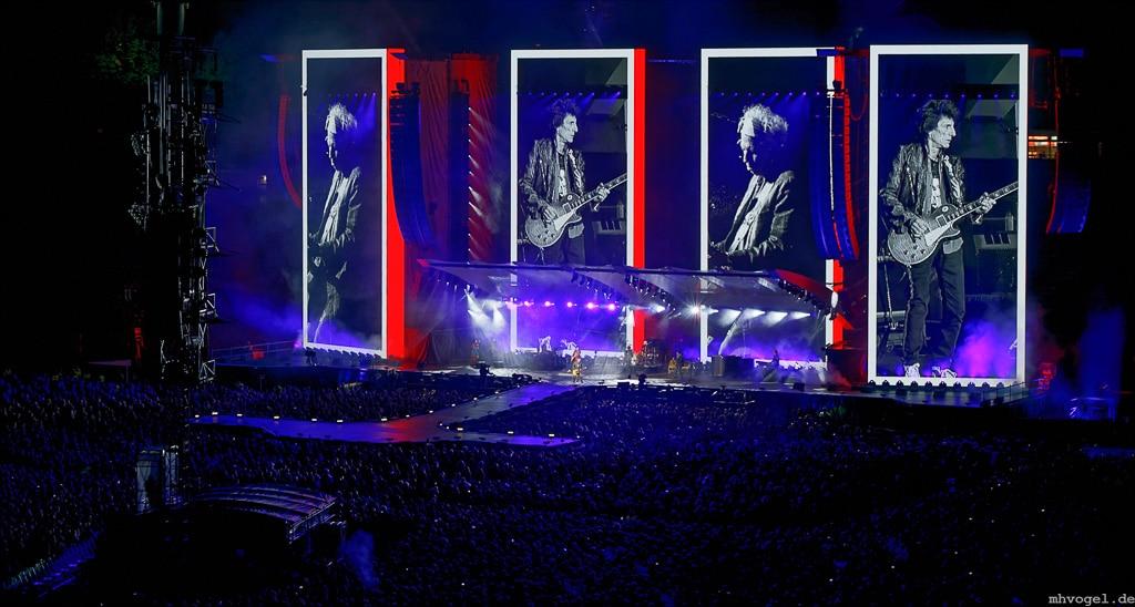 Rolling Stones No Filter-Tour