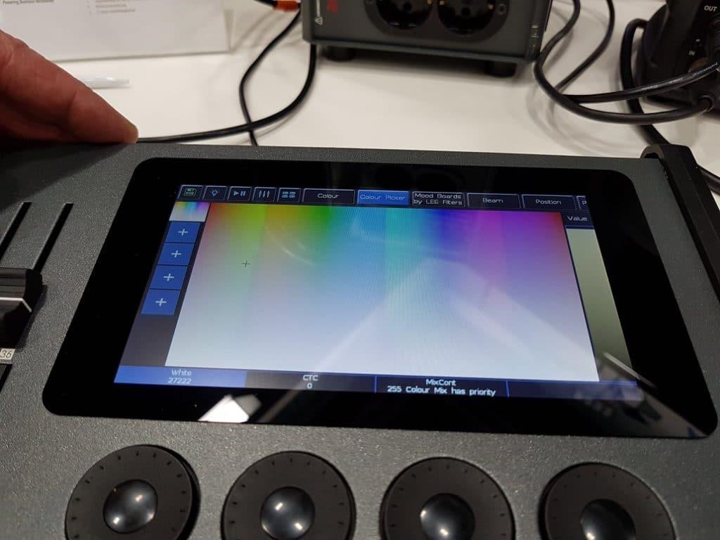 zero88 FLX S ColorPicker