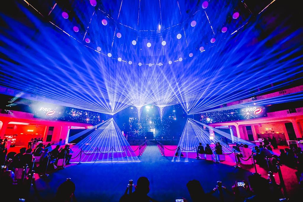 laserfabrik PRG Highlightshow 2018