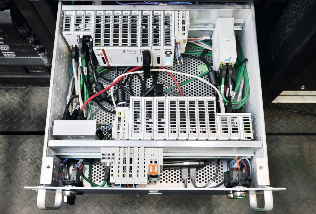 Mastersteuerung Embedded-PC CX2030