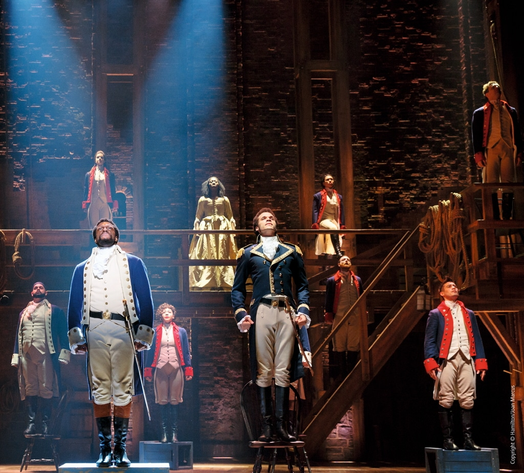 "Broadway-Erfolgs-Musical ""Hamilton"""