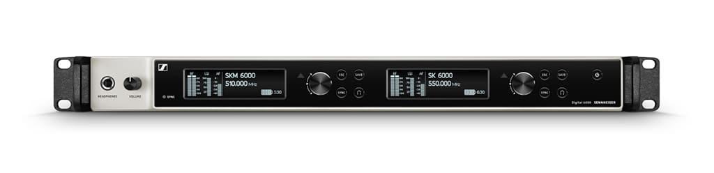 EM 6000 Receiver