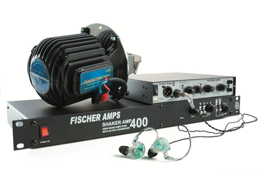 Kombination mit dem Fischer Amp 2