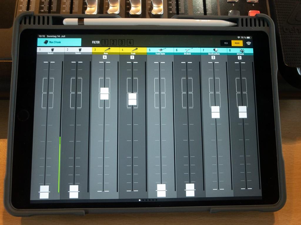 Monitor App MX-Q