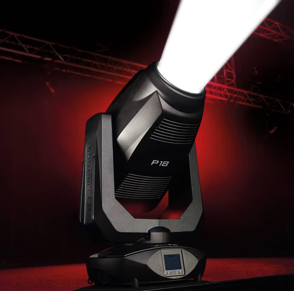 JB-Lighting Varyscan P18