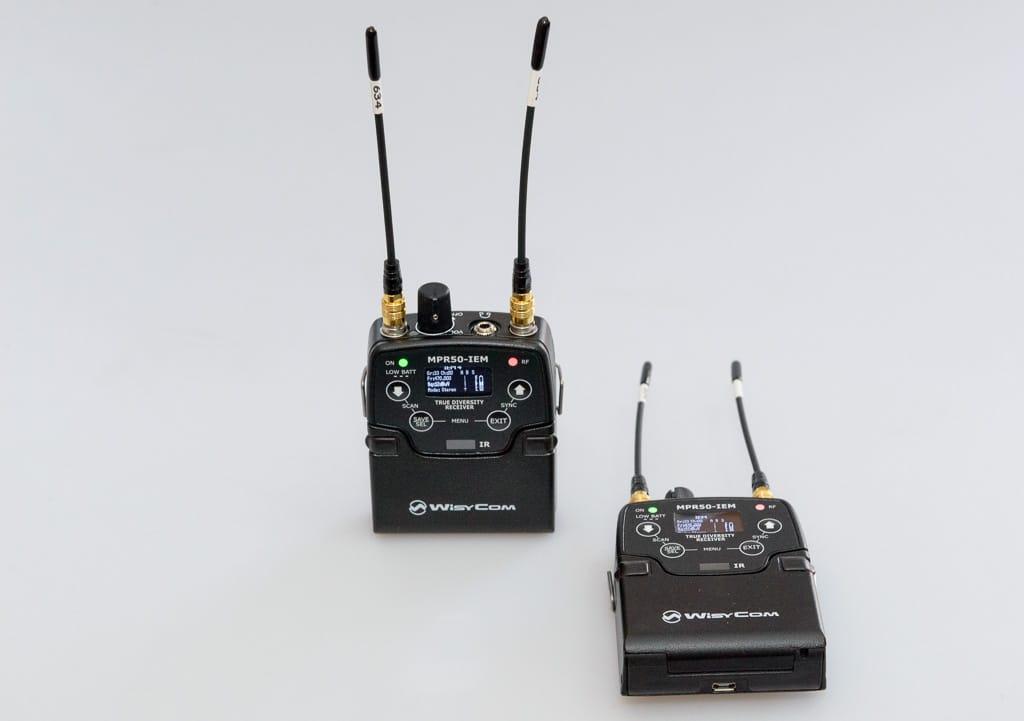 Wisycom MPR50-IEM