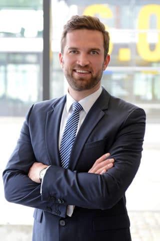 Rechtsanwalt Christian Kuß von der Kanzlei Luther berät auch zum Thema DSGVO