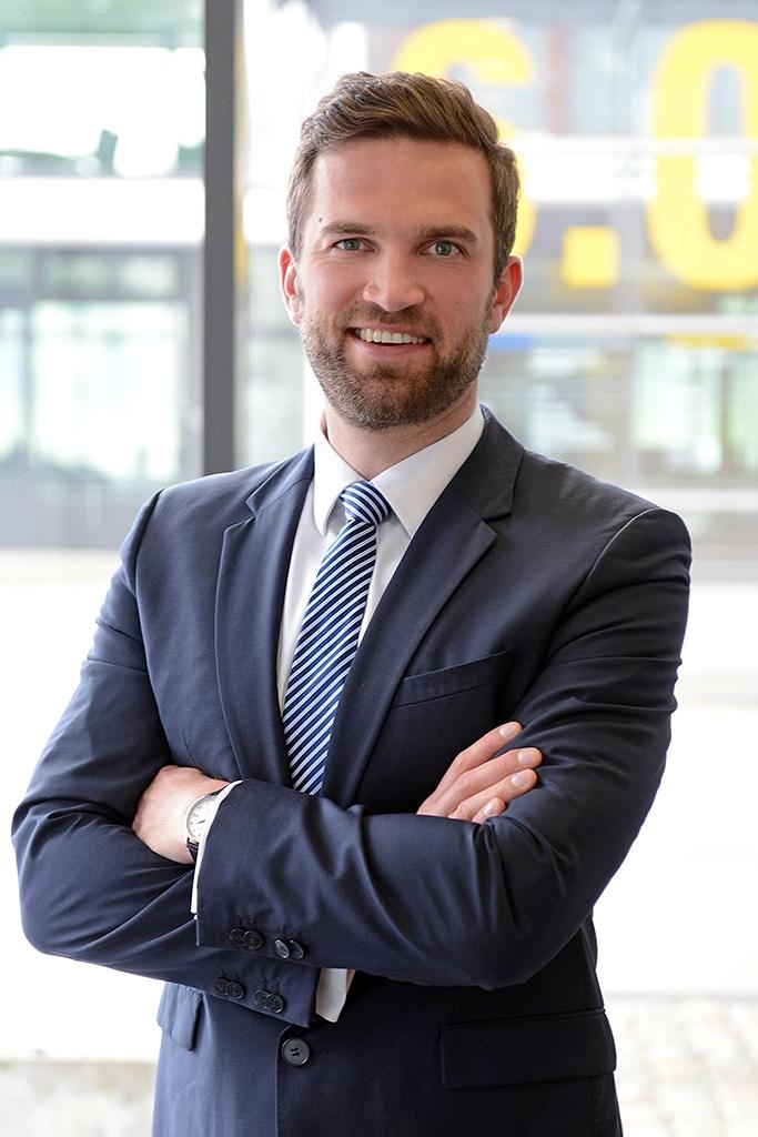 Rechtsanwalt Christian Kuß von der Kanzlei Luther