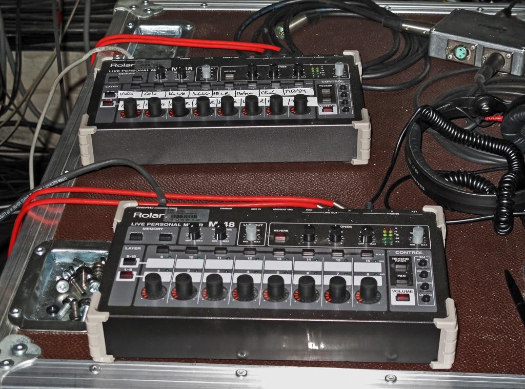 Roland M48 Geräte