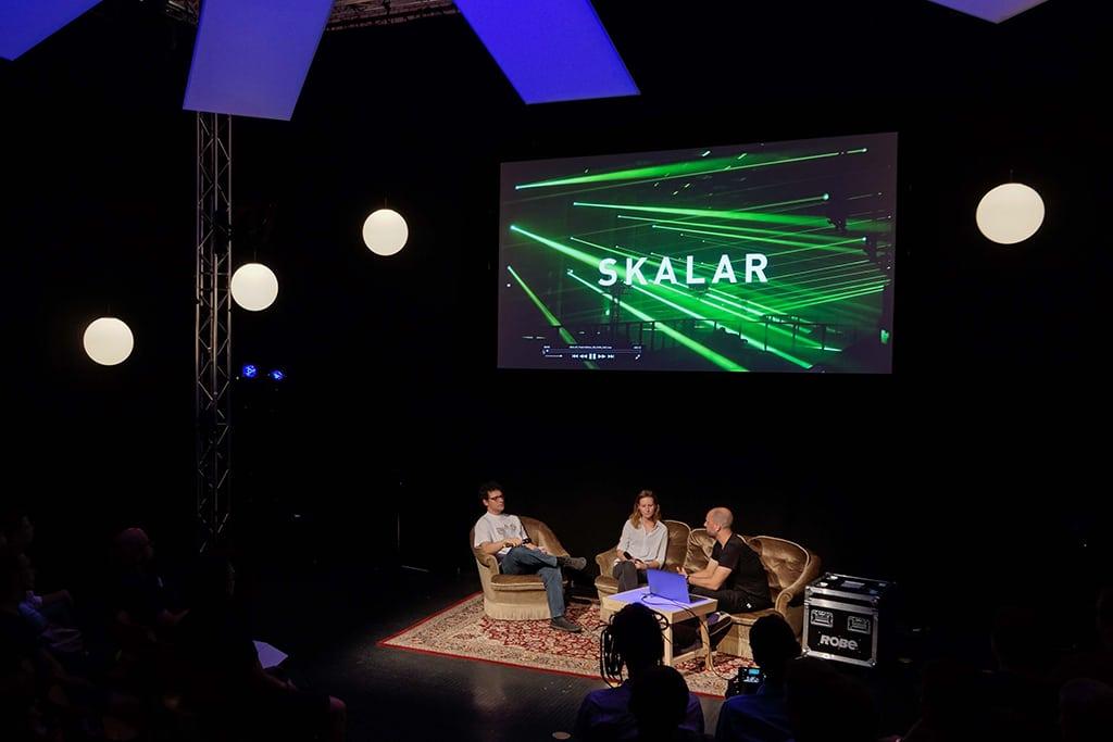 Robe Deutschland bei der eigenen Veranstaltungsreihe Lichtgespräche