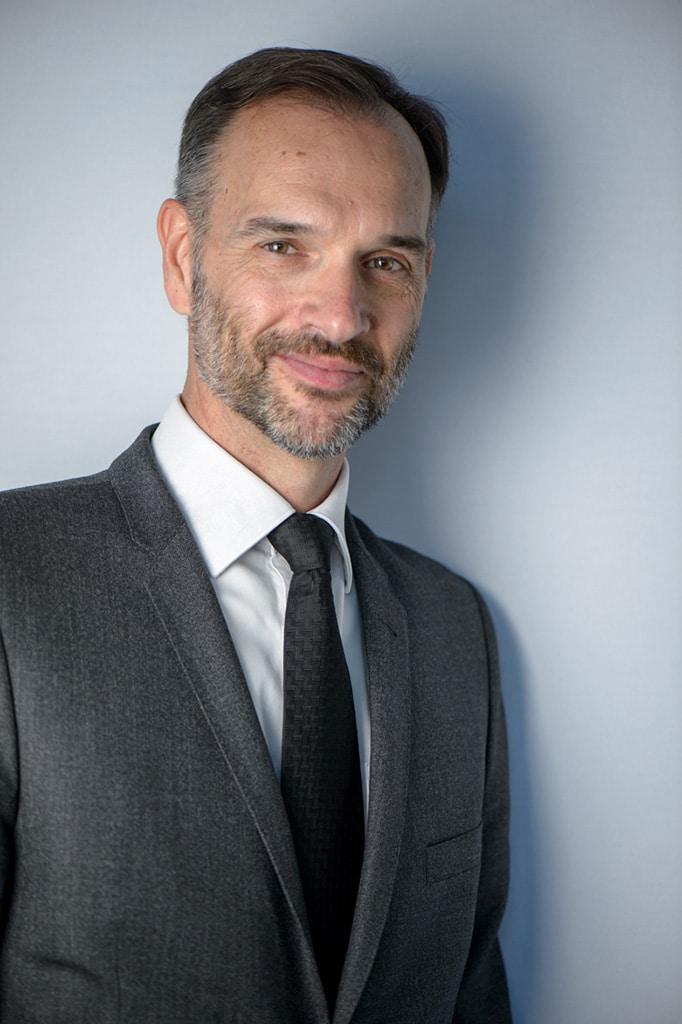 Alain Minet, neuer Marketing Manager von Chauvet Europa