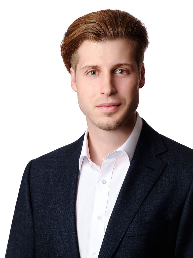 Konstantin Knauf, Director Consulting bei Qvestmedia