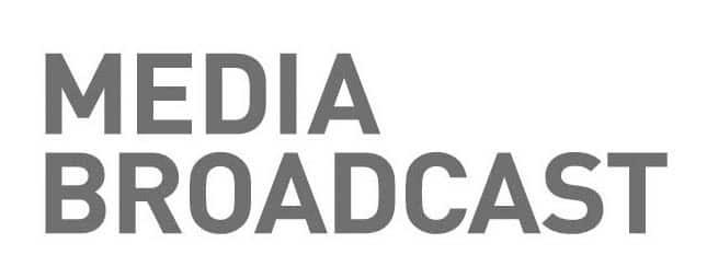 Media Broadcast Logo