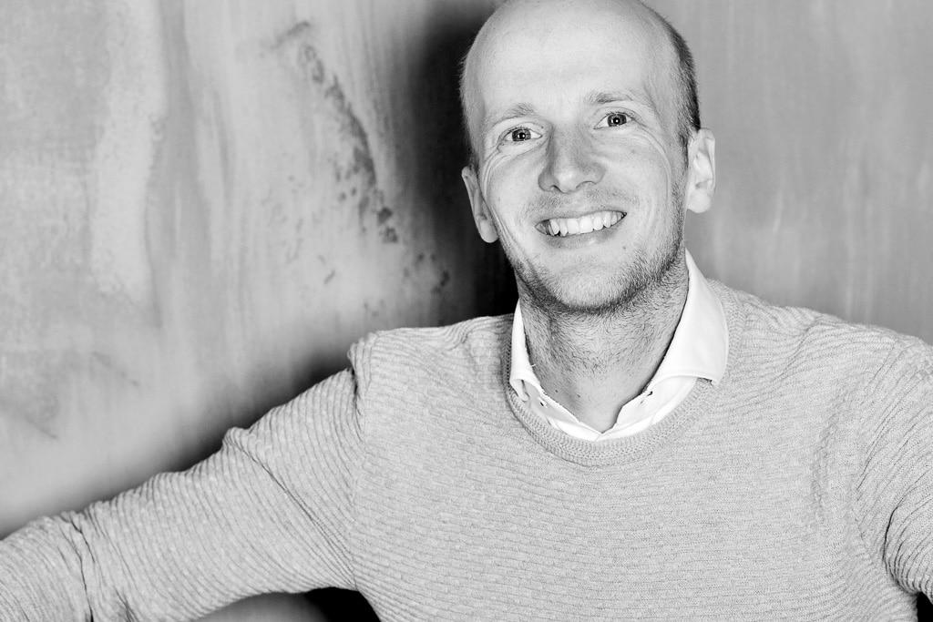 Philipp Johnen, Geschäftsführer der 3S GmbH aus Mönchengladbach