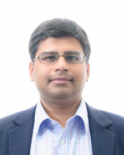 Sushant Sharma, Managing Director bei Qvestmedia