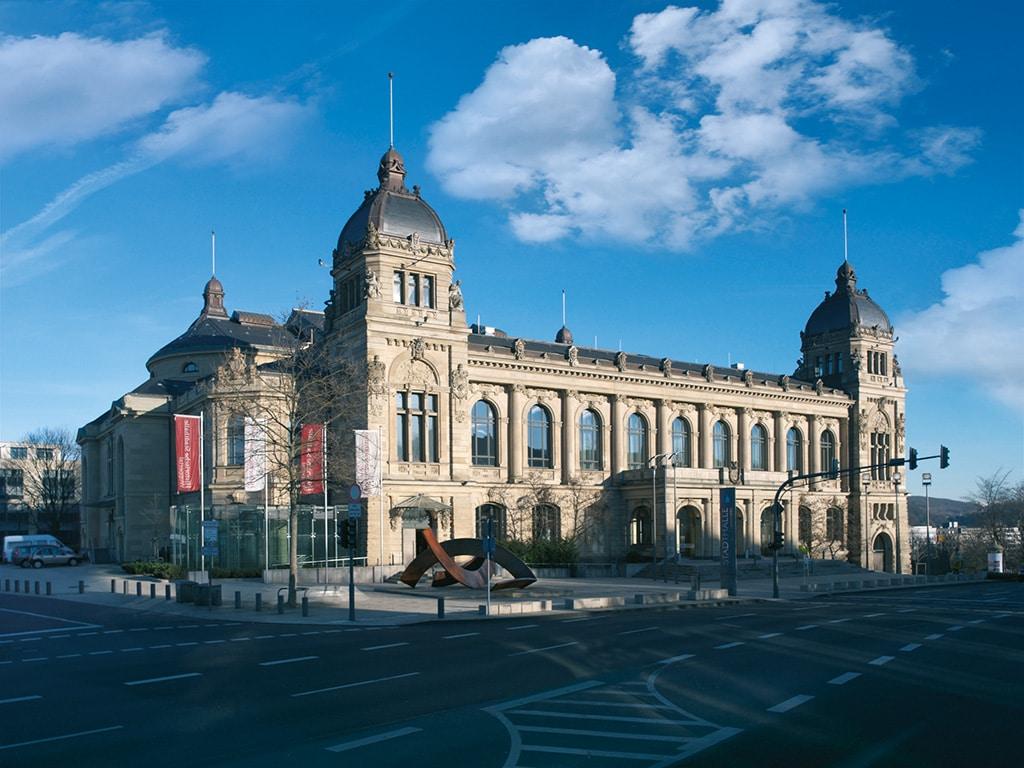 Außenansicht der Historischen Stadthalle Wuppertal
