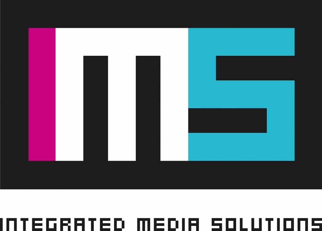Logo der IMS – Integrated Media Solutions in Luzern