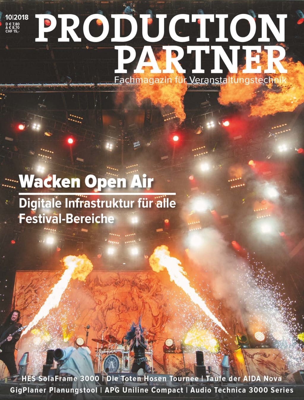 Aktuelle Ausgabe: Production Partner