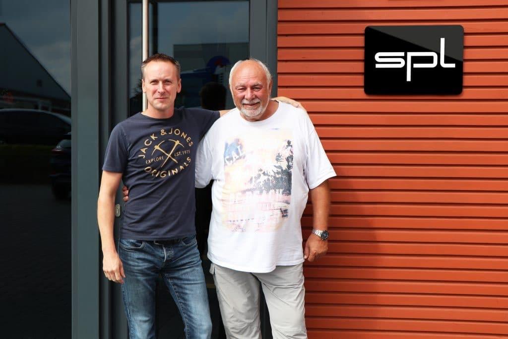 Heinz Middelkamp und Peter Waschke