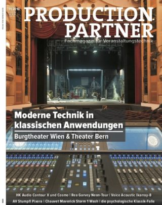 Production Partner 11/2018