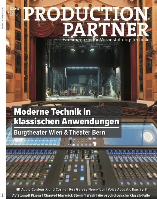 Production Partner 11/2018
