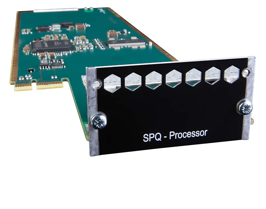 Pro Tools SPQ Prozessor