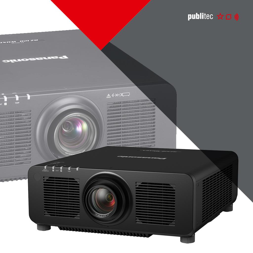 Panasonic Projektor PT-RZ120