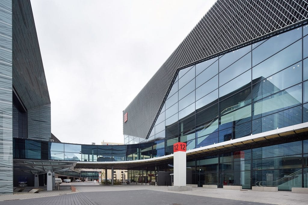 Messehalle 12